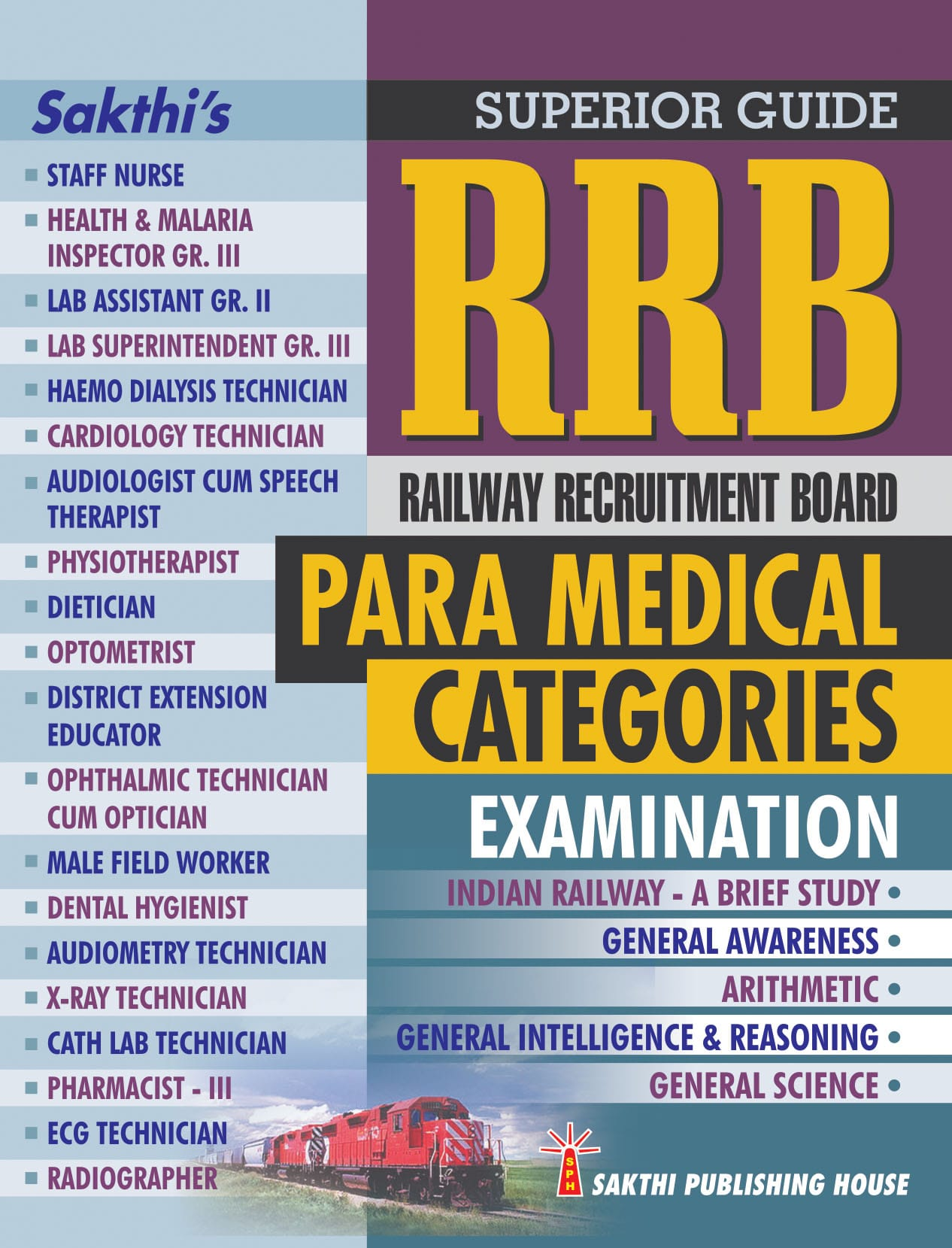 Buy Best Book For RRB Technical Examination ` PARA MEDICAL